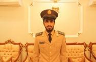 ألف مبروك تخرج الملازم أول صيدلي صالح بن علي بن بريك آل مرزن